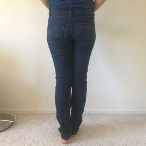 Paige The Peg skinny jeans